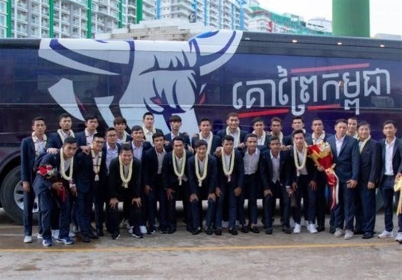 اعلام دلیل سفر زود هنگام کامبوجیها به ایران