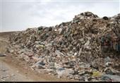 طلای کثیفی که «نفس طبیعت» را گرفته است؛ محل جدید دفنگاه زباله بجنورد به کجا رسید؟