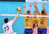 فعالیتهای تیم ملی والیبال برزیل لغو شد