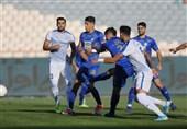 لیگ برتر فوتبال| استقلال و گلگهر با تساوی به رختکن رفتند