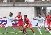 لیگ دسته اول فوتبال| شکست سنگین سپیدرود و توقف خوشه طلایی در کویر/ روانخواه مُچ فکری را خواباند