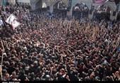 برگزاری آیین قالیشویان مشهد اردهال کاشان به روایت تصویر