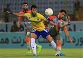 لیگ برتر فوتبال| برتری خانگی صنعت نفت مقابل سایپا