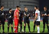 لیگ برتر فوتبال؛ نساجی مثل همیشه در خانه قرمزپوش شد/ بنیادی قاضی دیدار امروز