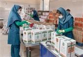 توزیع 4 میلیون سبد غذایی میان مادران باردار مناطق محروم توسط بنیاد مستضعفان