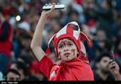 دیدار تیمهای فوتبال تراکتور و پارس جنوبی - تبریز