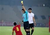اعلام اسامی داوران هفته نهم لیگ دسته اول فوتبال