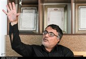 """امیر خورشیدی فر تهیه کننده و کارگردان برنامه مستند تلویزیونی"""" از آسمان"""""""