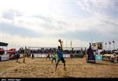 کرونا اردوی تیم ملی والیبال ساحلی را در بندر خمیر تعطیل کرد