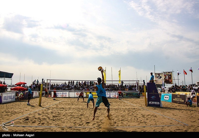 کمپ تیمهای ملی والیبال ساحلی در منطقه آزاد ارس ساخته میشود