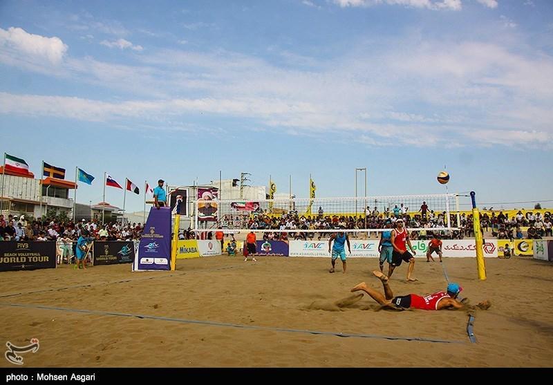 لیگ برتر والیبال ساحلی راهاندازی میشود