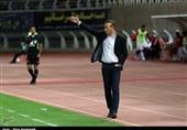 گلمحمدی: بازیکن تراکتور گونه بازیکن ما را شکست داور حتی خطا هم نگرفت!/ تمرکز ما روی مسائل فنی است نه حواشی