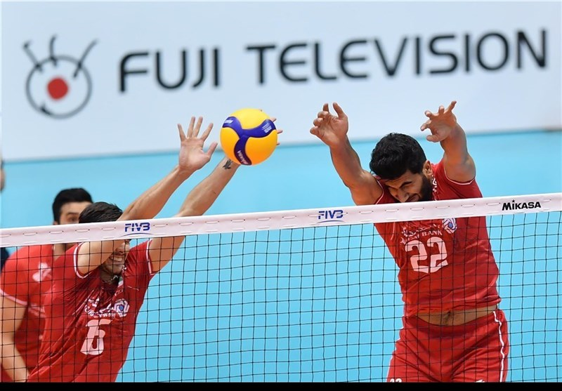 Iran Finishes 8th at 2019 FIVB World Cup