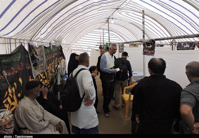 70 نفر از اعضای بسیج جامعه پزشکی استان بوشهربه کربلا اعزام میشوند+تصاویر