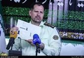 نشست خبری سید محمدرضا طبائی رئیس پلیس اداره گذرنامه نیروی انتظامی