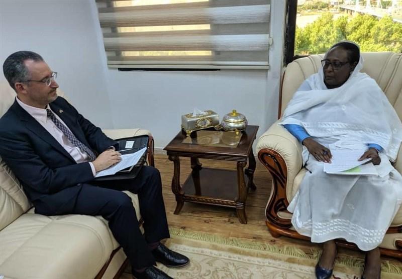 یک دیپلمات آمریکایی: اراده قوی برای کمک به دولت انتقالی سودان داریم!