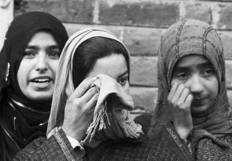زنان کشمیری قربانیان سوءاستفاده سربازان هندی با هدف سرکوب آزادی خواهان