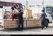 اخبار اربعین 98| 6 موکب ایرانی و عراقی در مرز شلمچه مستقر شد
