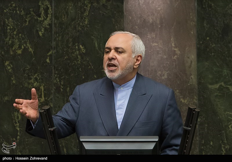 US Taking Iranian Scientists Hostage: Zarif