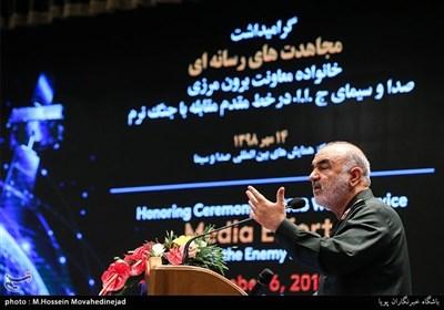 سخنرانی سردار سرلشکر حسین سلامی