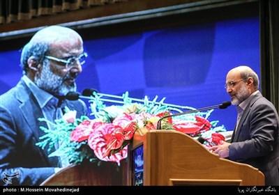 سخنرانی علی عسگری رئیس سازمان صدا و سیما