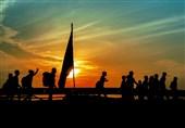 اخبار اربعین 98| پذیرایی روزانه بیش از 50 هزار زائر در موکبهای استان زنجان در عراق