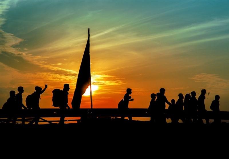 """پیادهروی بزرگ """"بازماندگان کربلا"""" در بقاع متبرکه چهارمحال و بختیاری برگزار میشود"""
