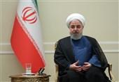 روحانی: نگرانی مهمی در حوزههای سیاسی و امنیتی نداریم/ وظیفه بزرگ وزارت اطلاعات کشف حقایق در دنیای دیجیتال است