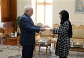 سفیر جدید استرالیا با ظریف دیدار کرد