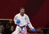 Iran's Poorshab at Final of Karate 1-Premier League
