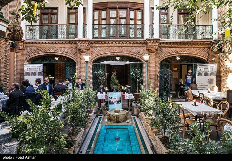 Famouri House: A Historical Mansion in Iran's Tehran