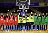 صعود بسکتبال سه نفره دختران ایران به رده هفتم جهان