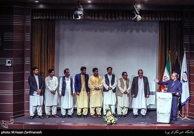 تجلیل از خوشنویسان هرات افغانستان