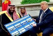 عربستان بزرگترین وارد کننده سلاح در دنیا/ هزینه 70 میلیارد دلاری در سال 2018