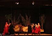 اجرای نمایش مذهبی «حبیب حرم» در آران و بیدگل به روایت تصویر