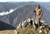 گردش پوتین در جنگلهای سیبری + فیلم