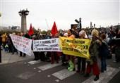 بازداشت 21 معترض در اعترضات لندن