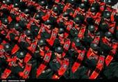 مراسم اعطای سردوشی به دانش آموختگان سپاه همدان