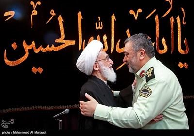 دیدار فرمانده نیروی انتظامی با مراجع عظام تقلید