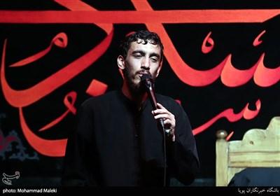 مداحی مهدی رسولی در عزاداری هیئت دانشگاه تهران