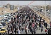 آخرین وضعیت مرز مهران| جمعیت زائران در مرز 3 برابر شد / توقف 3 ثانیهای زائران در گیتهای کنترلی