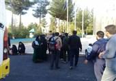 کهگیلویه و بویراحمد| اعزام 220 زائر اولی دهستان محروم زیلایی به راهپیمایی اربعین+تصاویر