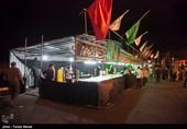 اخبار اربعین 98| موکب سیدالشهدا (ع) روزانه از 7000 زائر اربعین پذیرایی میکند