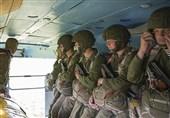 رزمایش تفنگداران ناوگان اقیانوس آرام روسیه+فیلم