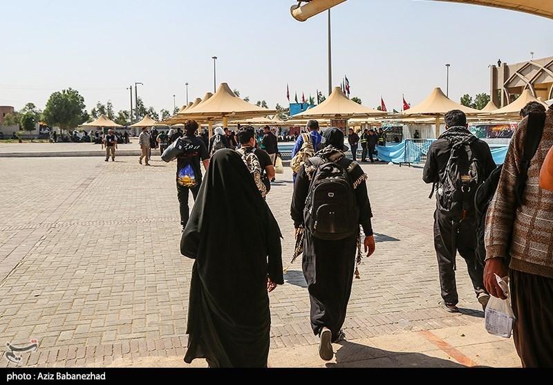 اخبار اربعین 98| 7 هزار مددجوی استان فارس به پیادهروی اربعین اعزام شدند
