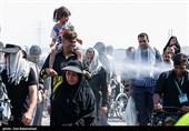اخبار اربعین 98 |هیچ قلمی توان وصف شور و عشق زائران سالار شهیدان در مرز مهران را ندارد