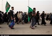 اخبار اربعین 98| مرز شلمچه باز شد؛ تردد زوار حسینی از مرز شلمچه + فیلم