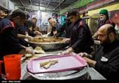 اخبار اربعین 98| موکب اربعین استان فارس در مرز خسروی مستقر شد