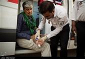 831 زائر اربعین حسینی از خدمات درمانی اورژانس گیلان استفاده کردند