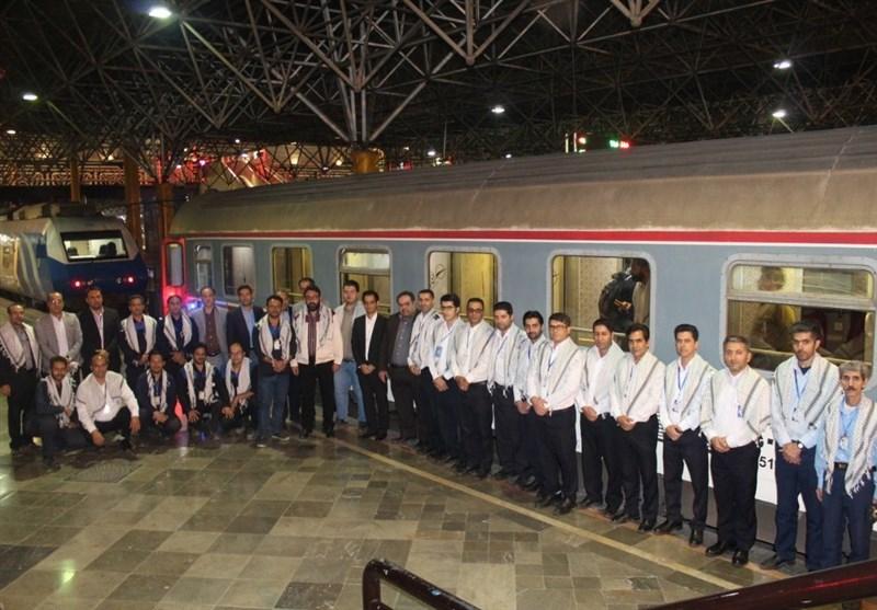 راه اندازی قطار تهران – کرمانشاه در ایام اربعین